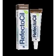 Refectocil Øjenbrynsfarve, Sensitiv  Mellembrun 15 ml