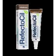 Refectocil Sensitiv Øjenbrynsfave Mellembrun 15 ml