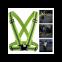 Reflekstvest / Reflekssele til løb og cykling