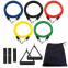 Resistance Bands | Komplet kit med modstands-elastikker