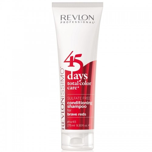 Revlon 45 Brave Reds 2in1 Shampoo 275 ml