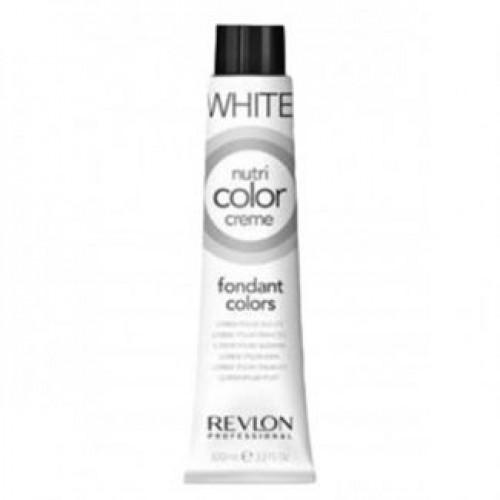 Revlon Fondant Nutri Color Creme tube 100 ml. No 000 White
