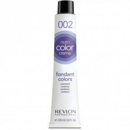 Revlon Fondant Nutri Color Creme tube 100 ml. No 002 lavender