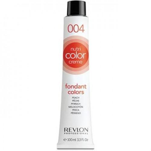 Revlon Fondant Nutri Color Creme tube 100 ml. No 004 Peach