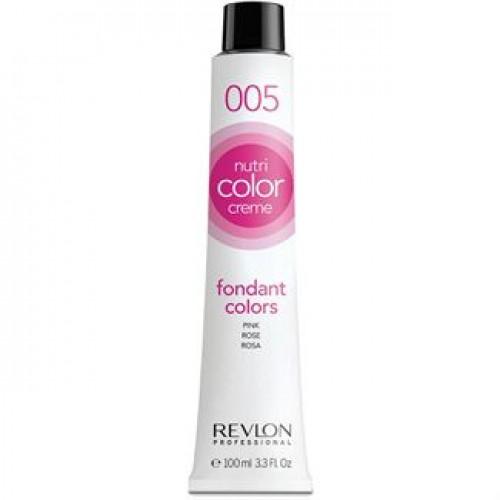 Revlon Fondant Nutri Color Creme tube 100 ml. No 005 Pink