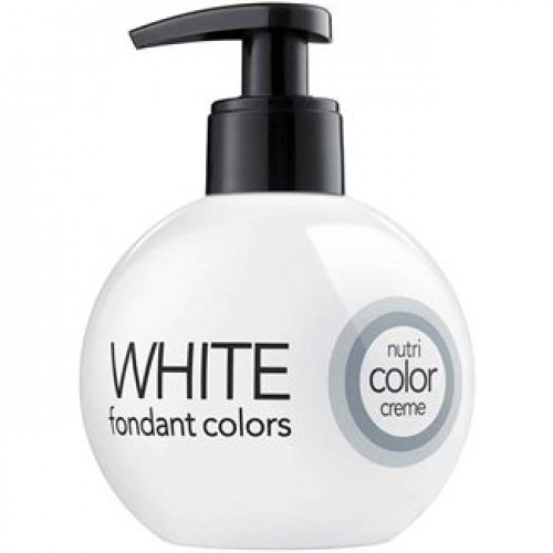 Revlon Farvebombe Nutri Color Creme No 000 White Cream 250 ml.