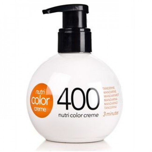 Revlon Farvebombe Nutri Color Creme No 400 Tangerine 250 ml.