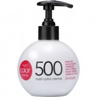 Revlon Nutri Color Creme Farvebombe No 500 Purple Red 250 ml.