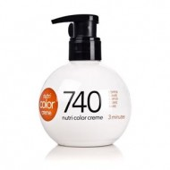 Revlon Nutri Color Creme No 740 Copper 250 ml.