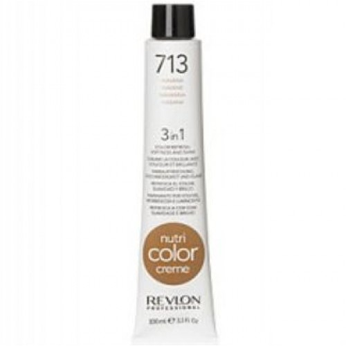 Revlon Nutri Color Creme tube 100 ml. No 713 Havana