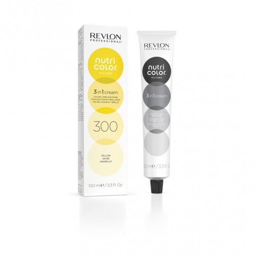 Revlon Nutri Color Fashion Filters 300 - Yellow 100ml
