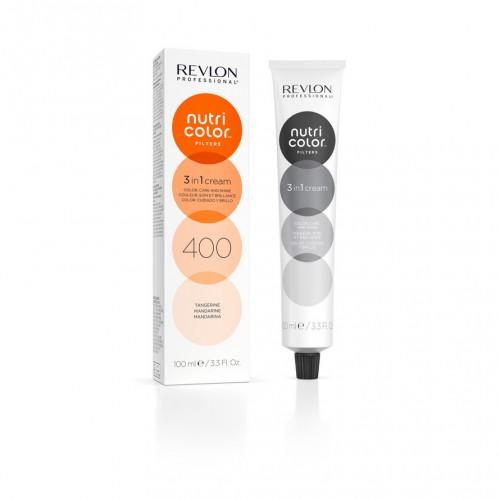 Revlon Nutri Color Fashion Filters 400 - Tangerine 100ml