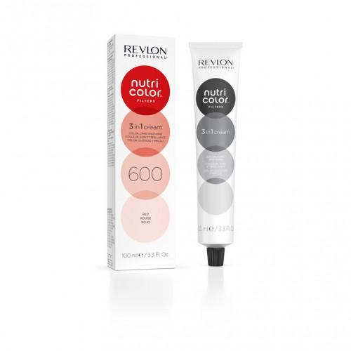 Revlon Nutri Color Fashion Filters 600 - Red 100ml