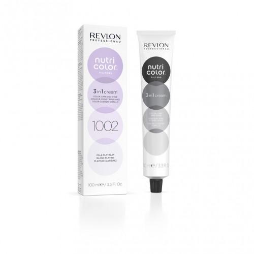 Revlon Nutri Color Toning Filters 1002 - Pale Platinum 100ml