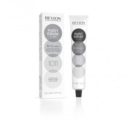 Revlon Nutri Color Toning Filters 1011 - Intense Silver 100ml