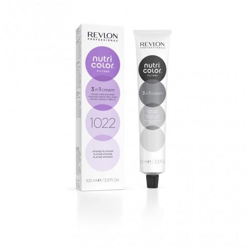 Revlon Nutri Color Toning Filters 1022 - Intense Platinum 100ml