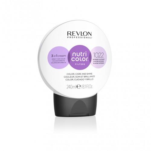 Revlon Nutri Color Toning Filters 1022 - Intense Platinum 240ml
