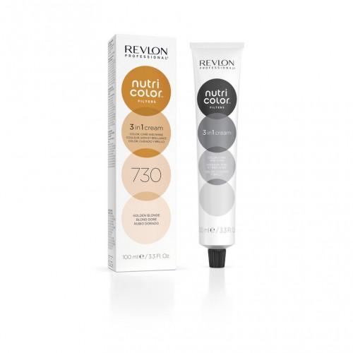 Revlon Nutri Color Toning Filters 730 - Golden Blonde 100ml