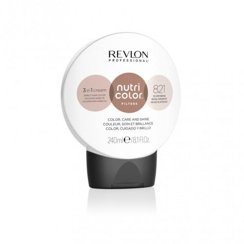 Revlon Nutri Color Toning Filters 821 - Silver Beige 240ml