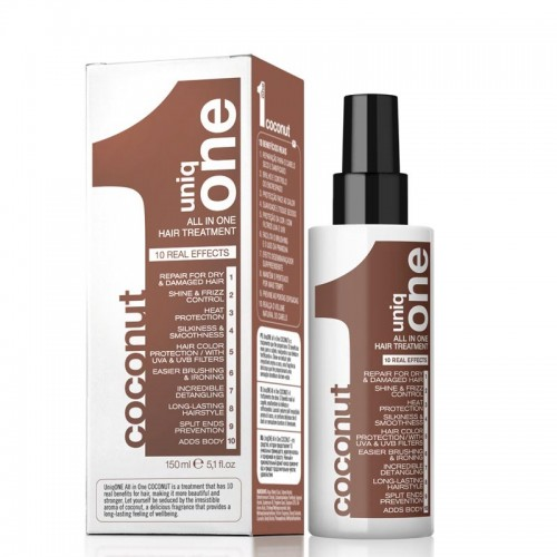 Revlon Uniq One All In One hair treatment Coconut Edt. - 150 ml