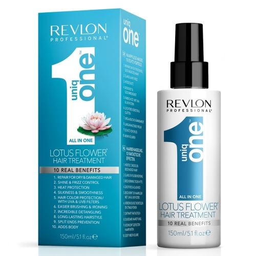 Revlon Uniq One All In One hair treatment Lotus Edt.  - 150 m.