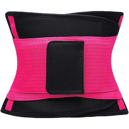Shapelux Waist Trainer Trimmer - Pink