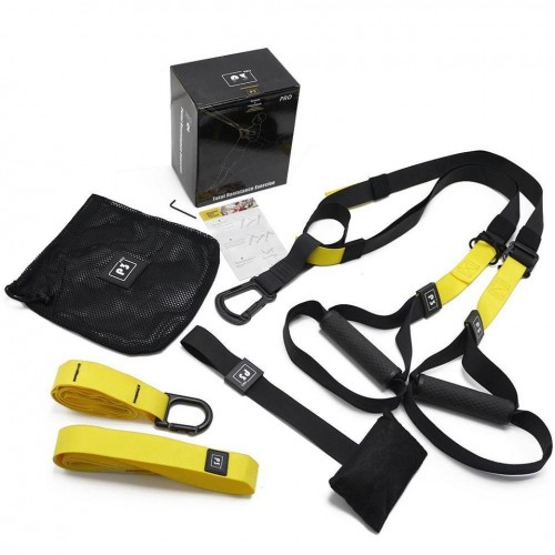 Slyngetræner PRO P3-1 Suspension Trainer Hjemme Kit