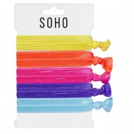 SOHO® Hair Ties no. 02 - NEON