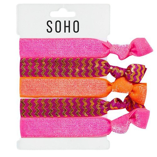 SOHO® Hair Ties no. 14 - FRUITY