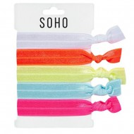 SOHO® Hair Ties no. 16 - SORBET