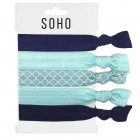 SOHO® Hair Ties no. 19 - OCEAN