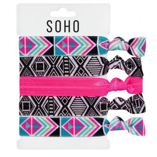 SOHO® Hair Ties no. 20 - PLAYFUL