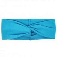 SOHO® Turban Hårbånd, lysblå