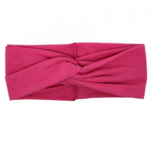 SOHO® Turban Hårbånd, pink
