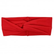 SOHO® Turban Hårbånd, rød