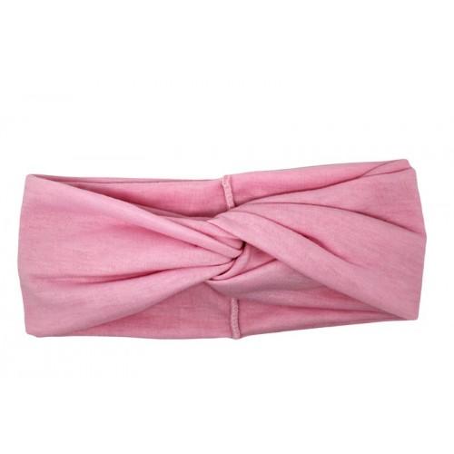 SOHO® Turban Hårbånd, rosa