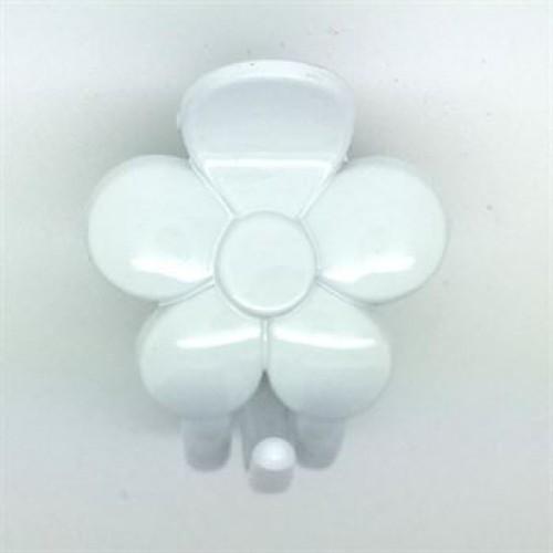 Soho® White Flower hårklemme