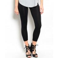 Sorte Leggings, One Size - Soho Girls®