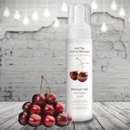 Suntana® Spray tan Selvbruner Cherry Mousse 200 ml. Medium tan