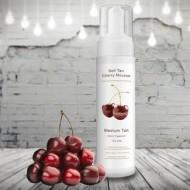Suntana® Spray tan Selvbruner Cherry Mousse 200 ml. Medium tan