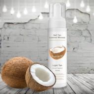 Suntana® Spray tan selvbruner Coconut Mousse 200 ml Light Tan