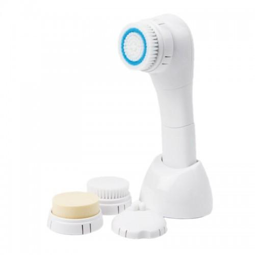 Super Cleanse Elektrisk Ansigtsbørste, hvid