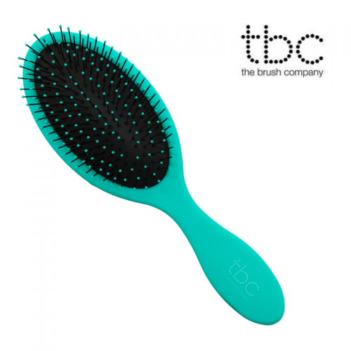 TBC® The Wet Brush hårbørste, sort
