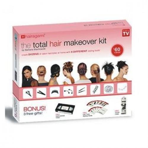 Total Hair Make Over Kit