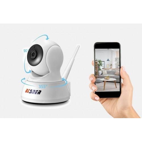 Trådløs IP Kamera / Overvågningskamera