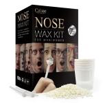 UNIQ Cabe Næse Voks kit - Fjern dine hår i næsen