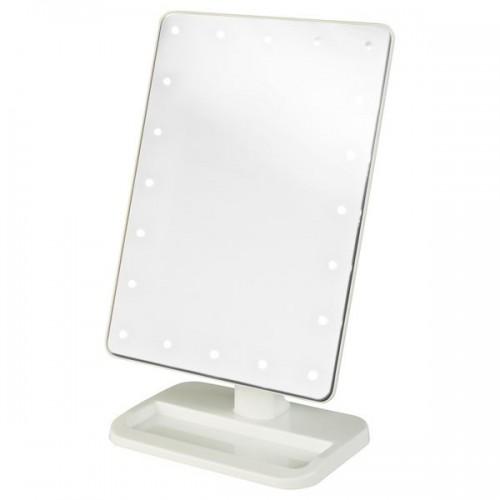 UNIQ Hollywood Classic 21 LED Spejl hvid