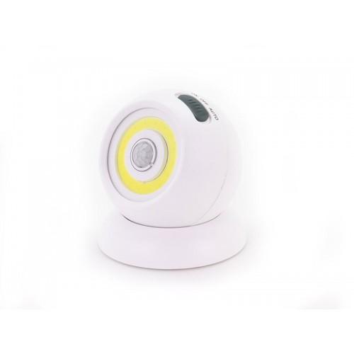 Vidcom Sensor Light - Magnetisk LED Lampe m. Bevægelsessensor