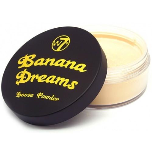 W7 Banana Dreams Loose Powder Ansigtspudder