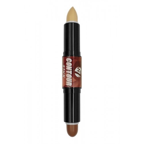 W7 Contour Stick Dual Highlighter - Natural